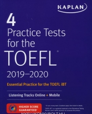 KAPLAN 4 Practice Tests for the TOEFL 2019-2020