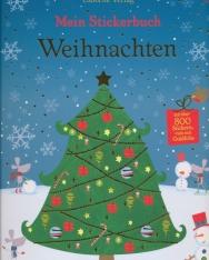 Mein Stickerbuch: Weihnachten