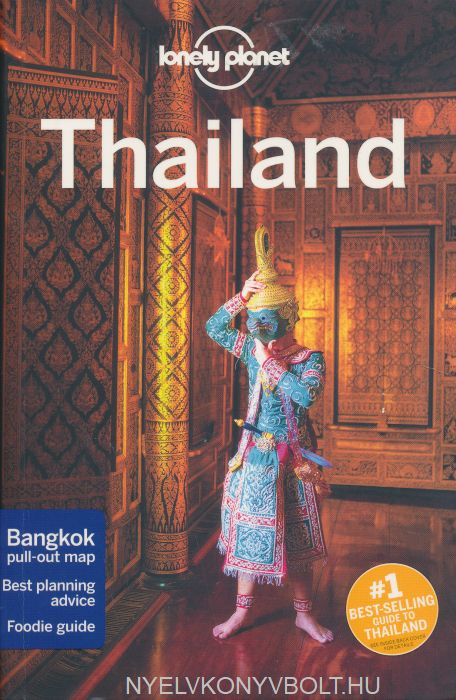 Lonely Planet - Thailand Travel Guide (17th Edition)