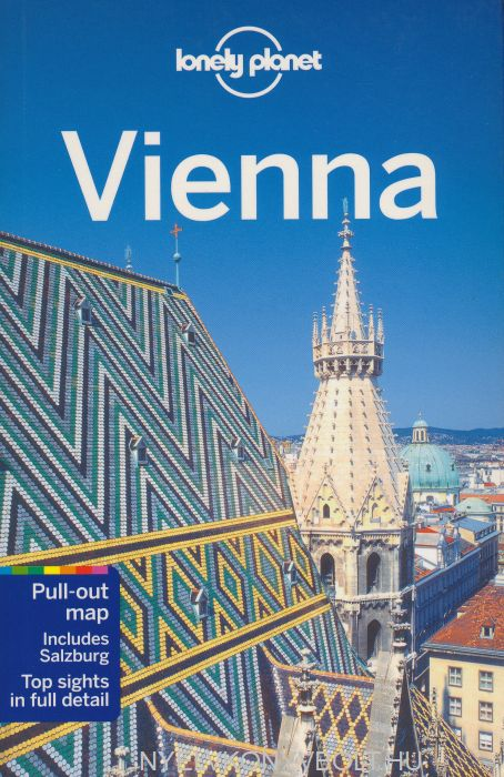 Lonley Planet  - Vienna City Guide (8th Edition)