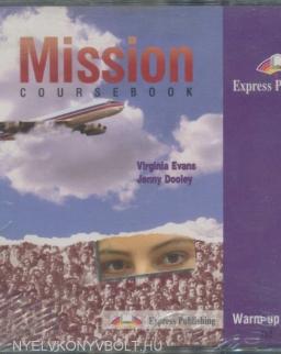 Mission 2 Class Audio CDs