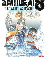 Samurai 8: The Tale of Hachimaru - Volume 2 (Manga)