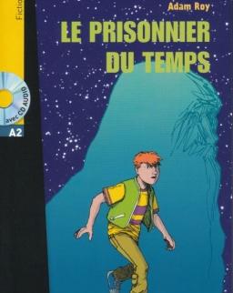 Lire en Français Facile: Le prisonnier du temps (1CD audio) de 500 á 1000 mots