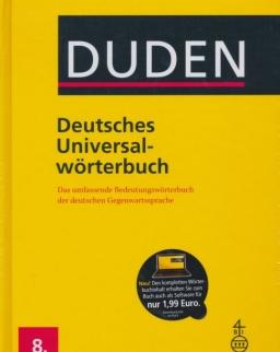Duden Deutsches Universalwörterbuch 8. Auflage