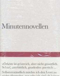 Örkeny István: Minutennovellen  (Egyperces novellák német nyelven)
