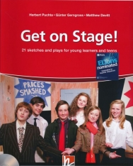 Get on Stage - 21 Sketches & Plays for Young Learners and Teens (The Photocopiable Resource Series)