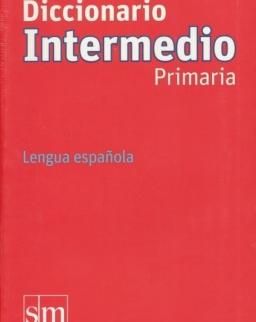 Diccionario Intermedio Primaria, Lengua Espanola