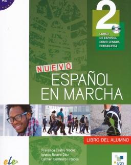 Nuevo Espanol en marcha 1 Libro del alumno con CD audio