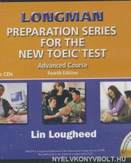 Longman Preparation Series for the New TOEIC Test Advanced Course Audio CDs 4th Edition