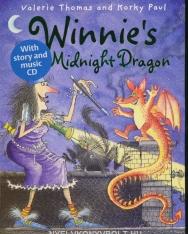 Winnie's Midnight Dragon with Audio CD