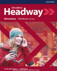 New Headway Elementary Workbook with Key - Fifth Edition