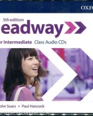 Headway 5th Edition Upper Intermediate Class Audio CD