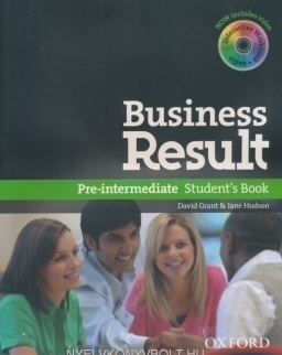 Business Result Pre-Intermediate Student's Book with DVD-Rom + Interactive workbook