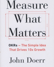 John Doerr: Measure What Matters - OKRs - The Simple Idea that Drives 10x Growth