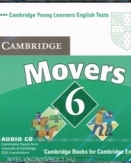 Cambridge Young Learners English Tests Movers 6 Audio CD
