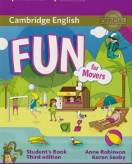 Fun for Movers Third Edition Student's Book with Online Activities