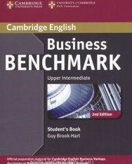 Business Benchmark Upper Intermediate 2nd Edition - BEC Vantage Edition Student's Book