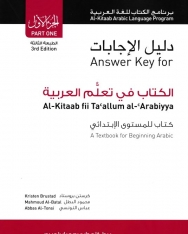 Al-Kitaab fii Ta'allum al-'Arabiyya Part 1 Answer Key - 3rd Edition