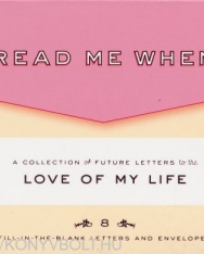 Knock Knock Letters to the Love of my Life - Read Me When Box