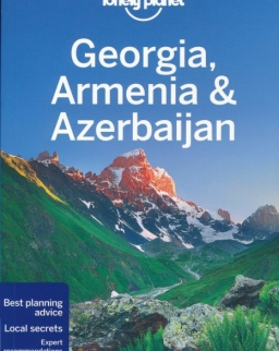 Lonely Planet - Georgia, Armenia & Azerbaijan 5th Edition