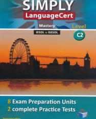 Simply LanguageCert C2 - Mastery Preparation & Practice Tests Teacher's book