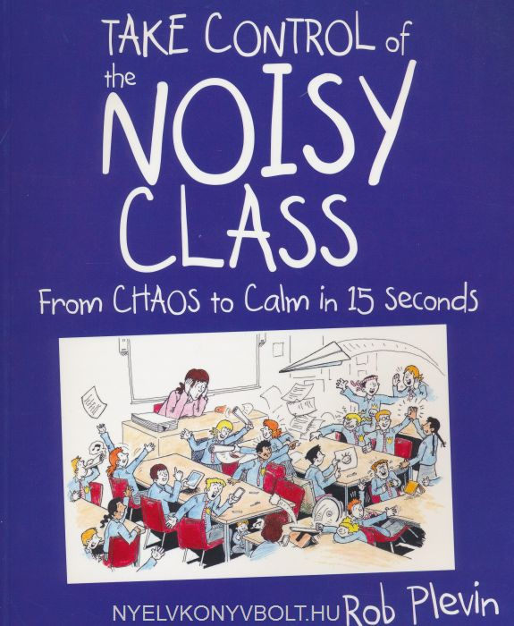 Take Control of the Noisy Class: From chaos to calm in 15 seconds