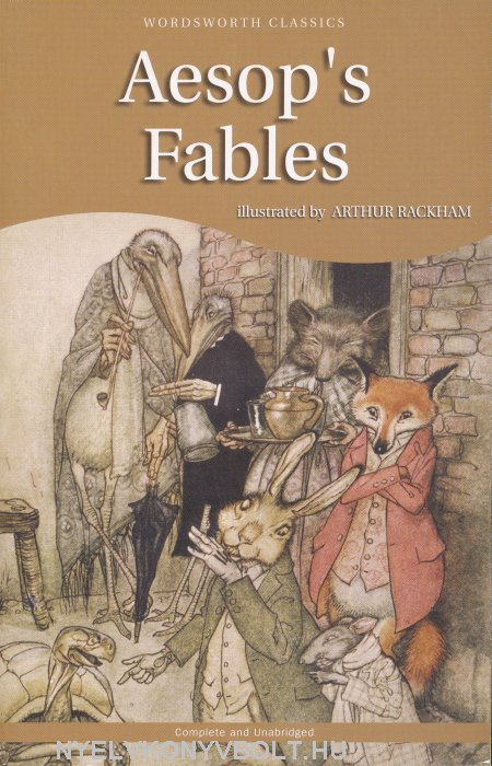 Aesop: Fables  - Wordsworth Classics