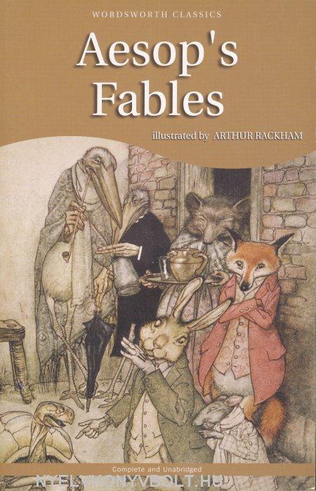 Aesop: Fables  - Wordsworth Classics