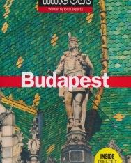 Time Out Budapest City Guide 8th Edition with Pull-out Map