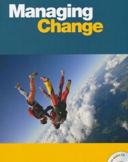 Managing Change - International management english Book with Audio CD (2013)