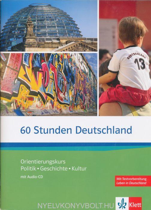 60 Stunden Deutschland mit Audio CD