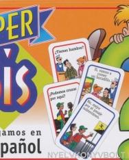 Super Bis - Jugamos en Espanol (Társasjáték)