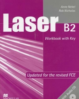 Laser B2 Workbook with Key with Audio CD