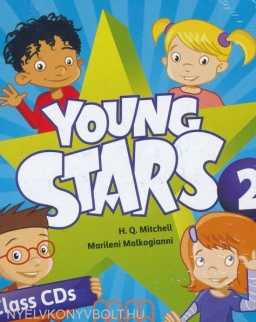 Young Stars Level 2 Class CDs