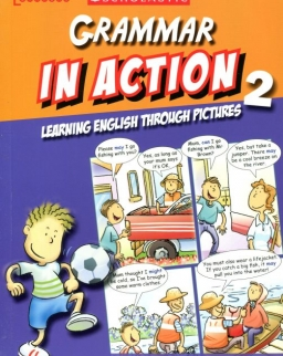 Grammar In Action Book 2 - Learning English Through Pictures