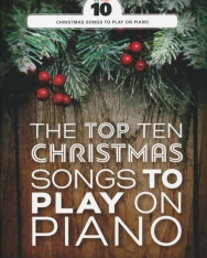 The Top Ten Christmas Songs to Play on Piano (ének-zongora-gitár)