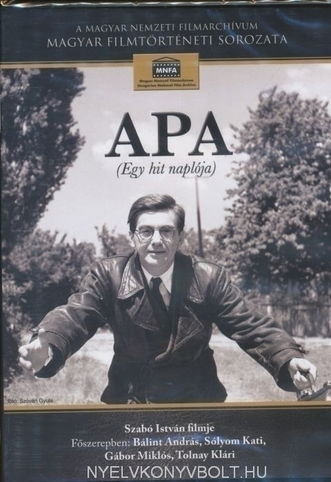Apa (Egy hit naplója) DVD