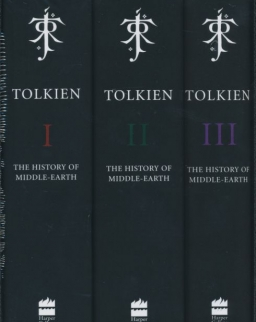 J. R. R. Tolkien: The Complete History of Middle-earth: Boxed Set