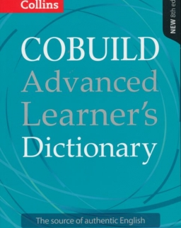 Collins Cobuild Advanced Learner's Dictionary 8th Edition