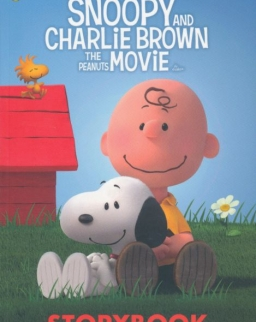 Snoopy and Charlie Brown - The Peanuts Movie Storybook