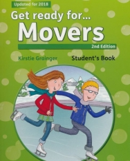 Get Ready for Movers Student's Book with Downloadable Audio Materials - Second Edition