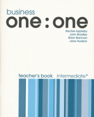 Business one:one Intermediate Teacher's Book