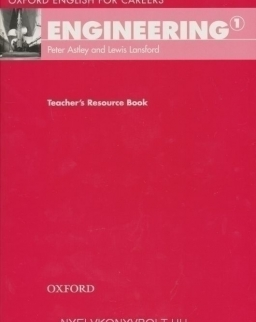 Oxford English for Careers - Engineering 1 Teacher's Book