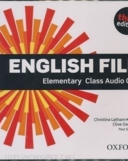 English File - 3rd Edition - Elementary Class CDs