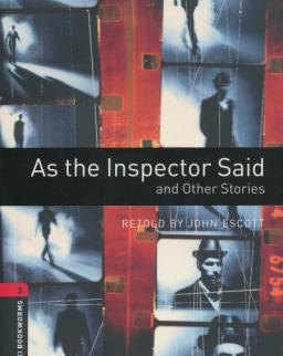 As the Inspector Said and Other Stories - Oxford Bookworms Library Level 3