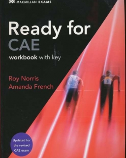Ready for CAE 2008 Workbook with Key