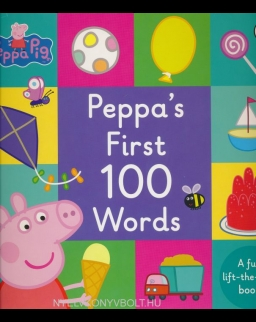 Peppa Pig: Peppa's First 100 Words Board book