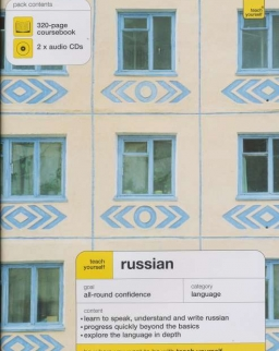 Teach Yourself Russian Book & Double CD Pack