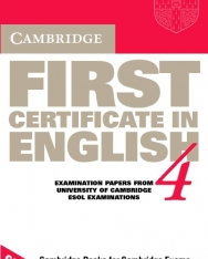 Cambridge First Certificate in English 4 Cassettes (2)