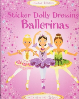 Ballerinas (Sticker Dolly Dressing)